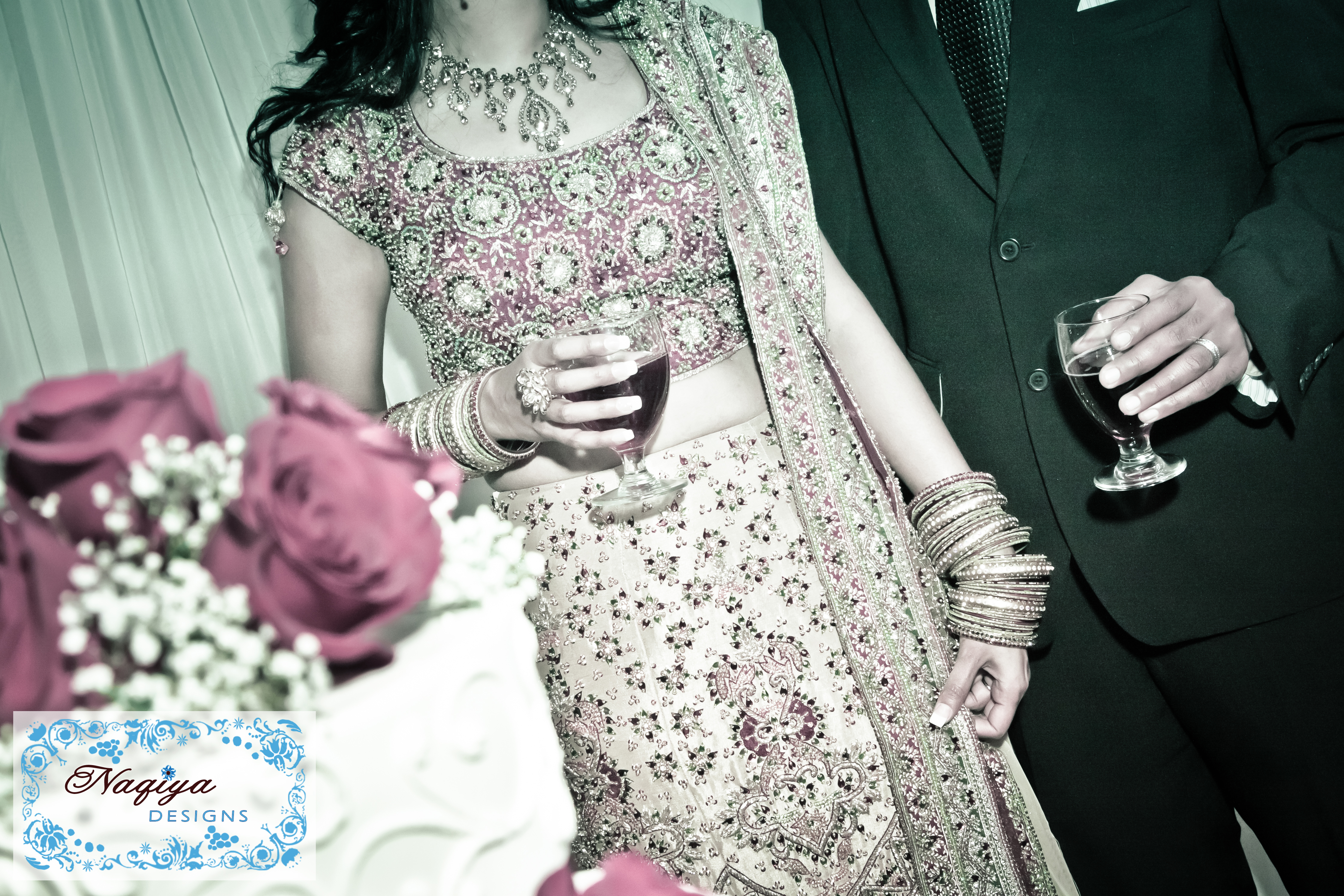 Naqiya Designs 187 Bay Area Wedding Photographer Beautiful